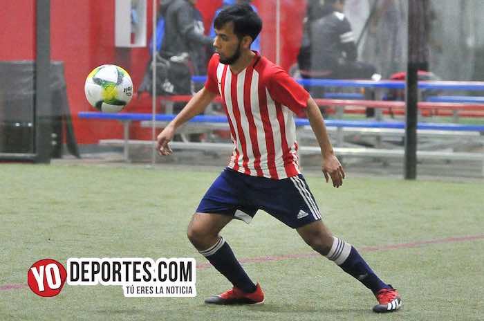 Globoys-San Marcos-Semifinal-Liga 5 de Mayo Indoor Futbol