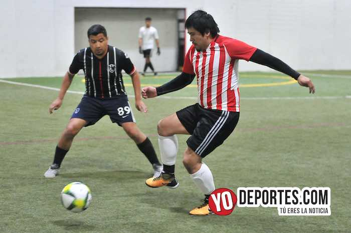 Globoys-San Marcos-Semifinal-Liga 5 de Mayo Soccer League