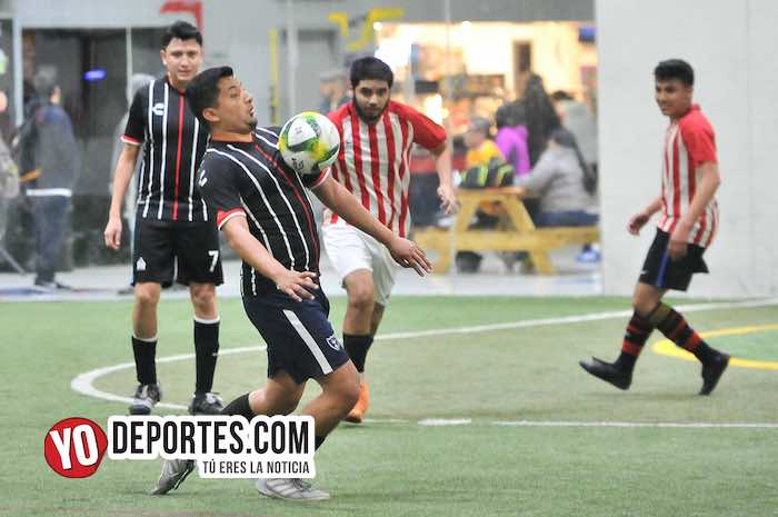 Globoys deja herido al San Marcos en juego de ida de la Liga 5 de Mayo