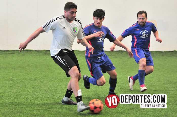 Hector Hernandez-Deportivo Guerrero-DC Victoria-Liga Douglas-semifinal