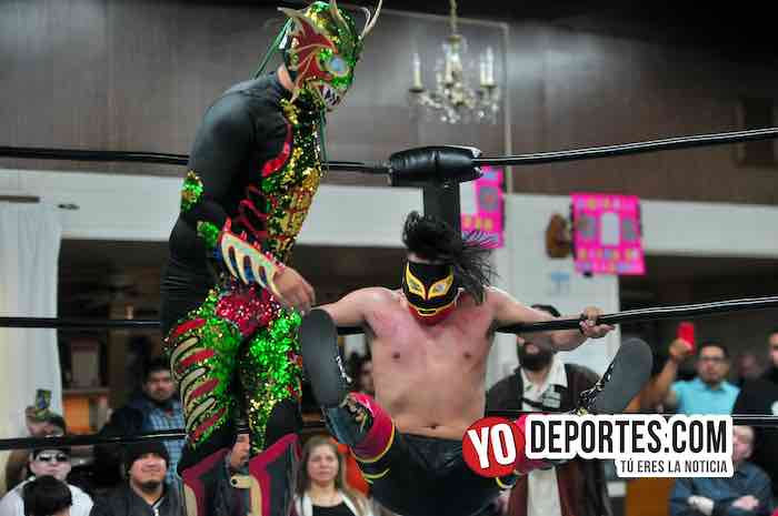 Hijo del Alebrije-Disc Jocker-Lucha Libre Total Chicago