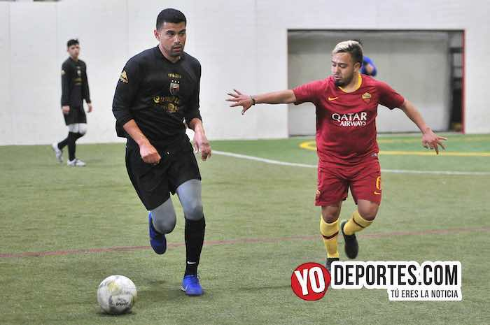 Honduras-Atlante-Liga 5 de Mayo Chicago Indoor Sports