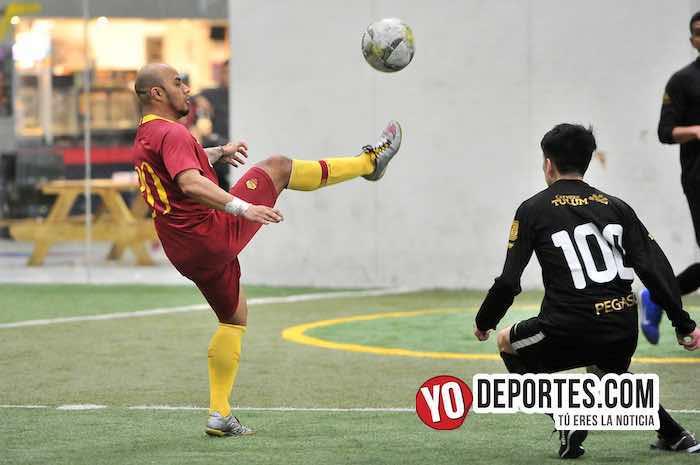 Honduras-Atlante-Liga 5 de Mayo Indoor Soccer Chicago