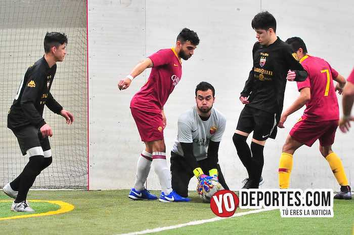 Honduras-Atlante-Liga 5 de Mayo Soccer League