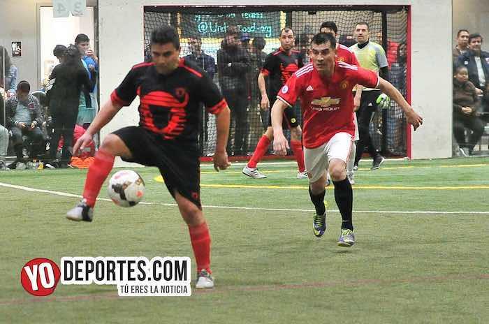 Ibarra-Tierra caliente final veteranos-liga latinoamericana Futbol Chicago