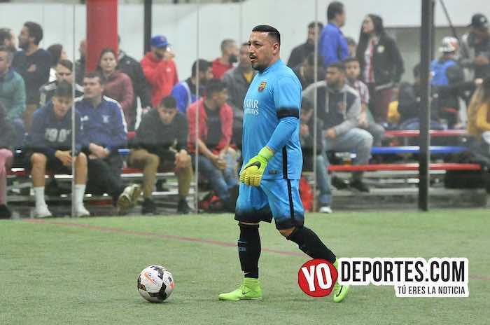 Ibarra-Tierra caliente final veteranos-liga latinoamericana chicago indoor sports