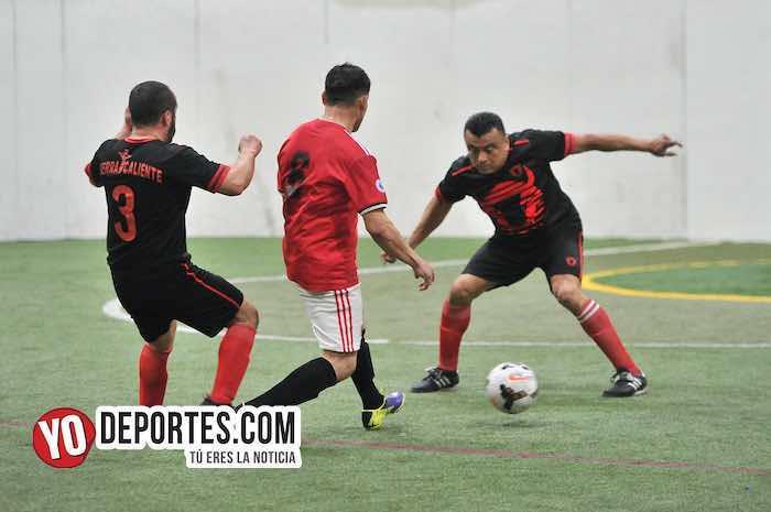 Ibarra-Tierra caliente final veteranos-liga latinoamericana futbol soccer indoor