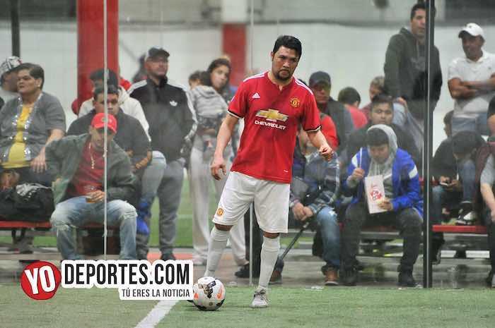 Ibarra-Tierra caliente final veteranos-liga latinoamericana indoor Chicago