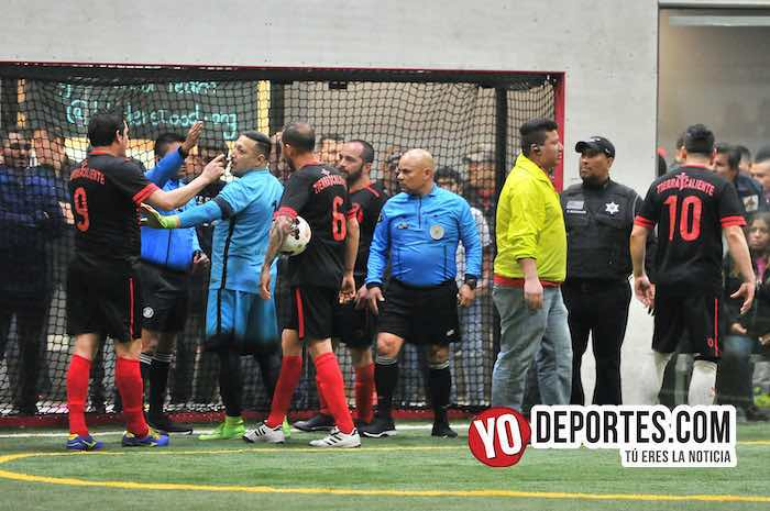 Ibarra-Tierra caliente final veteranos-liga latinoamericana indoor