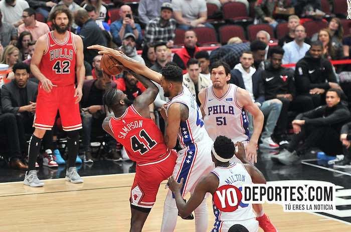 Los Bulls siguen sumando derrotas en el final de la temporada