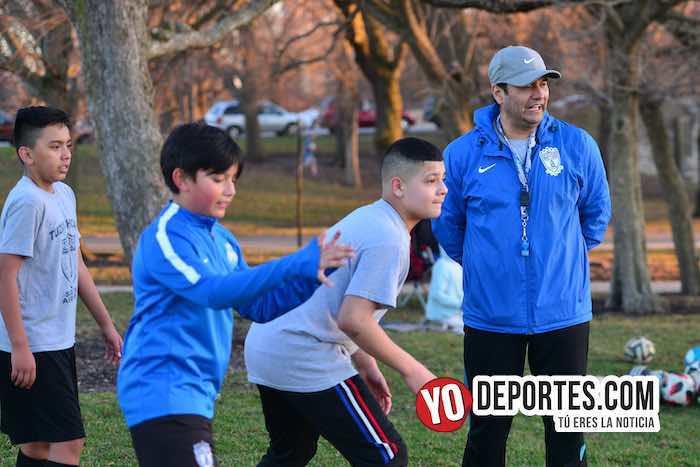 """Jesús """"Chucho"""" Estrada lleva veinte jugadores al UFD Pachuca 2019"""