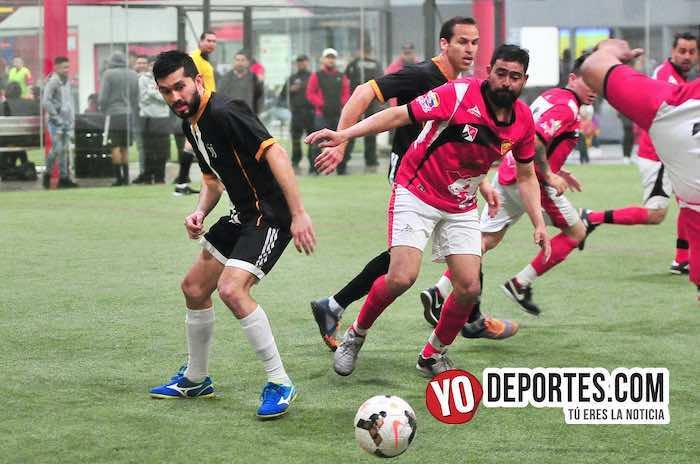 Jorge Casas-Ibarra-Pirma Leon-Liga Latinoamericana-semifinal veteranos