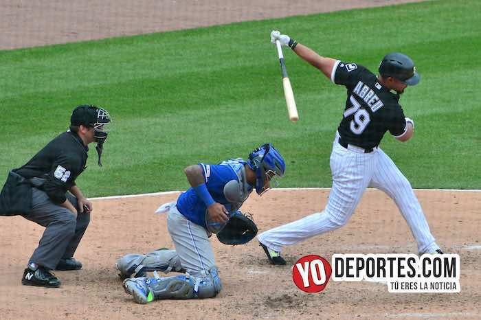 Jose Abreu-Chicago White Sox-Kansas City Royals
