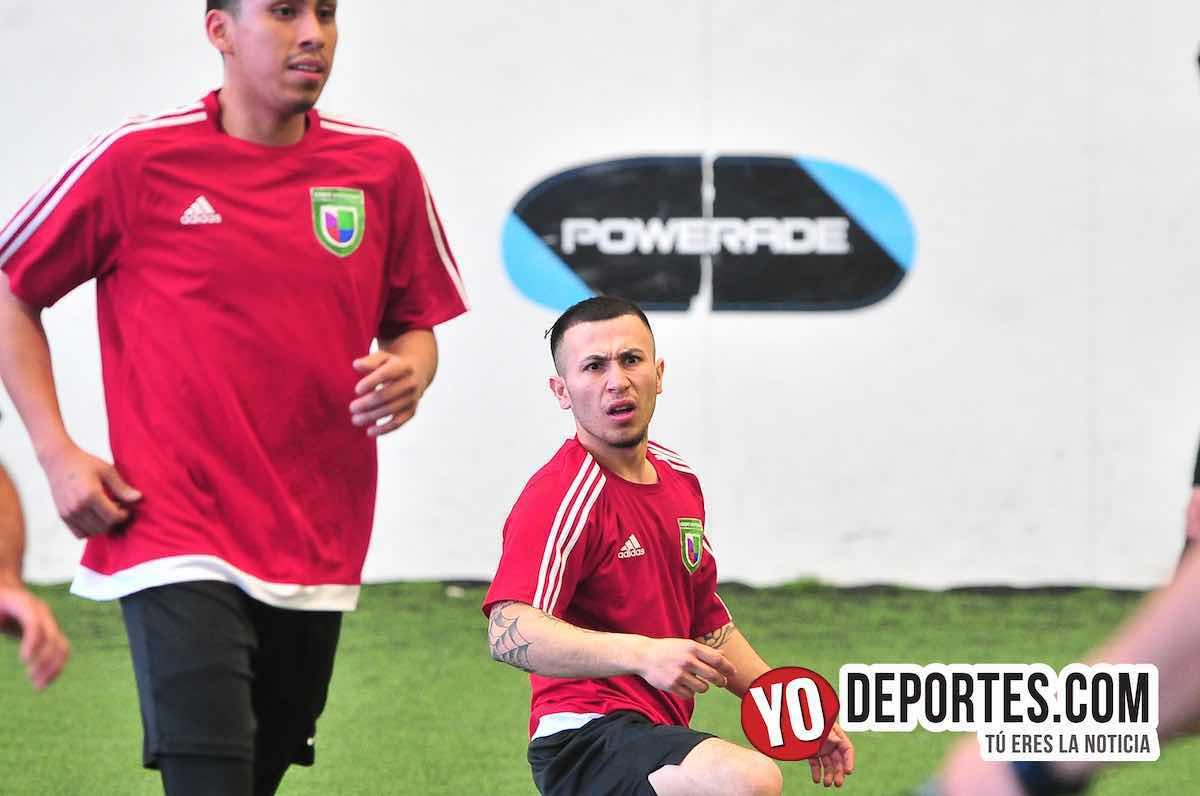 Jose Garcia Messi-Deportivo Guerrero-Morelia-Liga Douglas