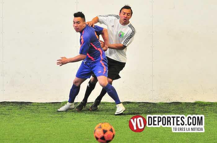 Jose Luna-Deportivo Guerrero-DC Victoria-Liga Douglas-semifinal