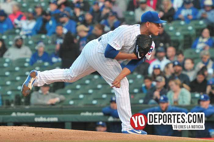 Jose Quintana-Chicago Cubs-Los Angeles Dodgers-Wrigley Field