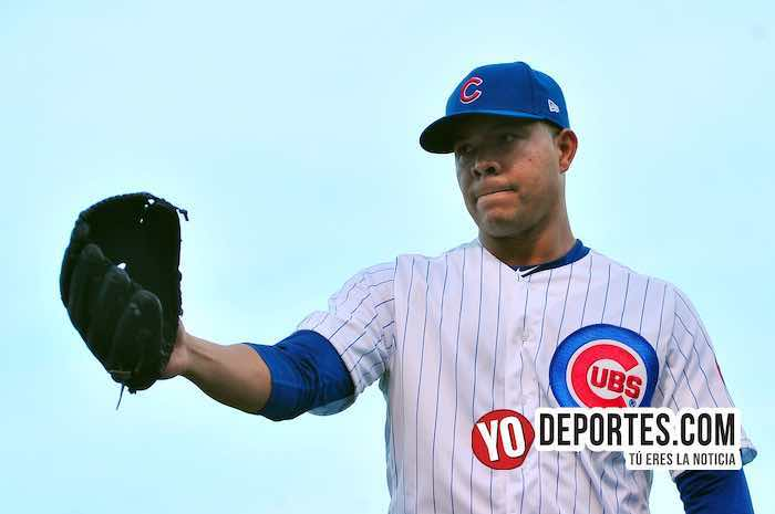 Jose Quintana-Chicago Cubs-Los Angeles Dodgers