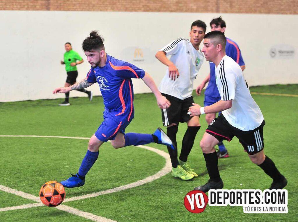 Renamix fuera y DC Victoria a la semifinal contra Deportivo Guerrero