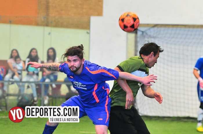 Josue Alvarado-Deportivo Guerrero-DC Victoria-Liga Douglas-semifinal
