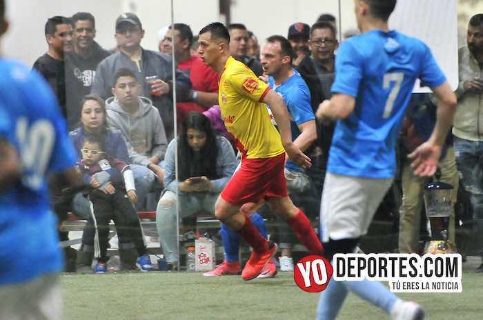 Juan de la Cruz Charal-Chicago Soccer-Morelia-Champions-Liga Latinoamericana-semifinal