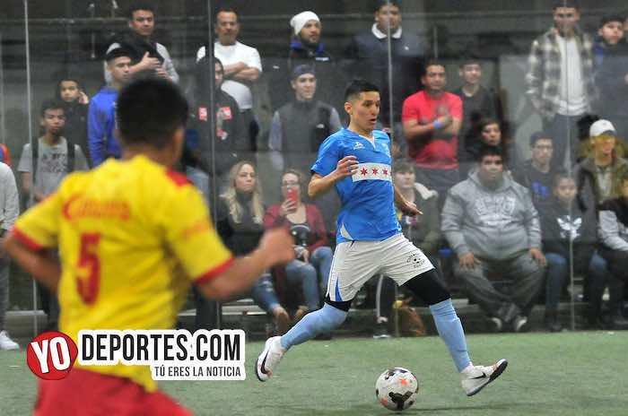 Julian Castaneda-Chicago Soccer-Morelia-Champions-Liga Latinoamericana-semifinal