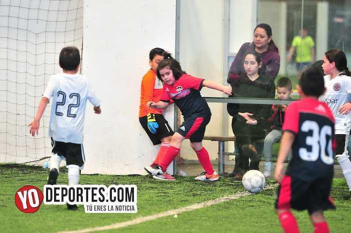 La Villita-Atlas United-Liga Douglas Kids