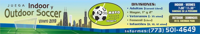 Liga 5 de Mayo Soccer League
