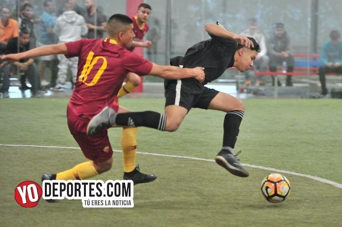 Los Merengues-Honduras-Liga Latinoamericana Chicago Indoor Sports