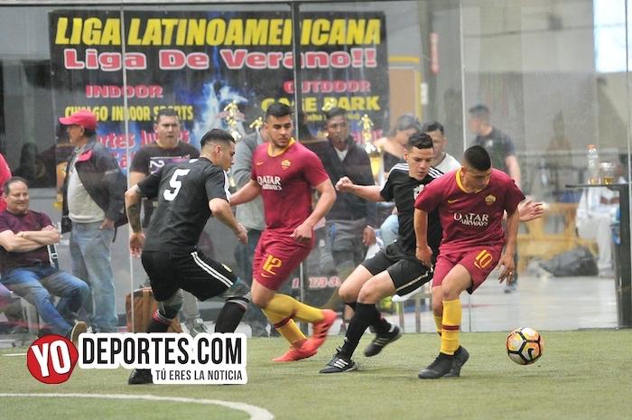 Los Merengues-Honduras-Liga Latinoamericana Soccer League