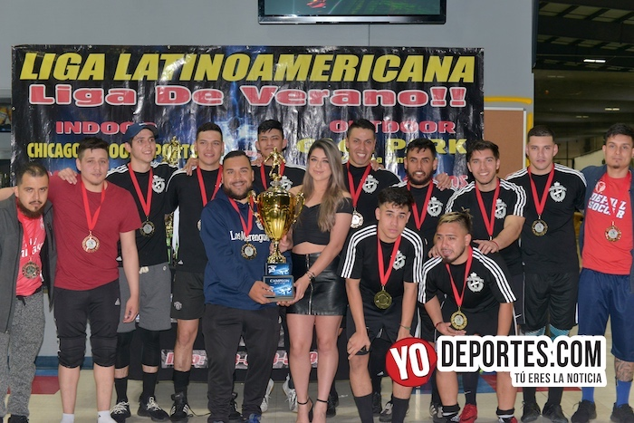 Los Merengues-Honduras-Liga Latinoamericana