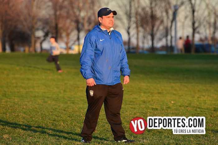 Mario Torres-Tuzos Chicago Soccer Academy