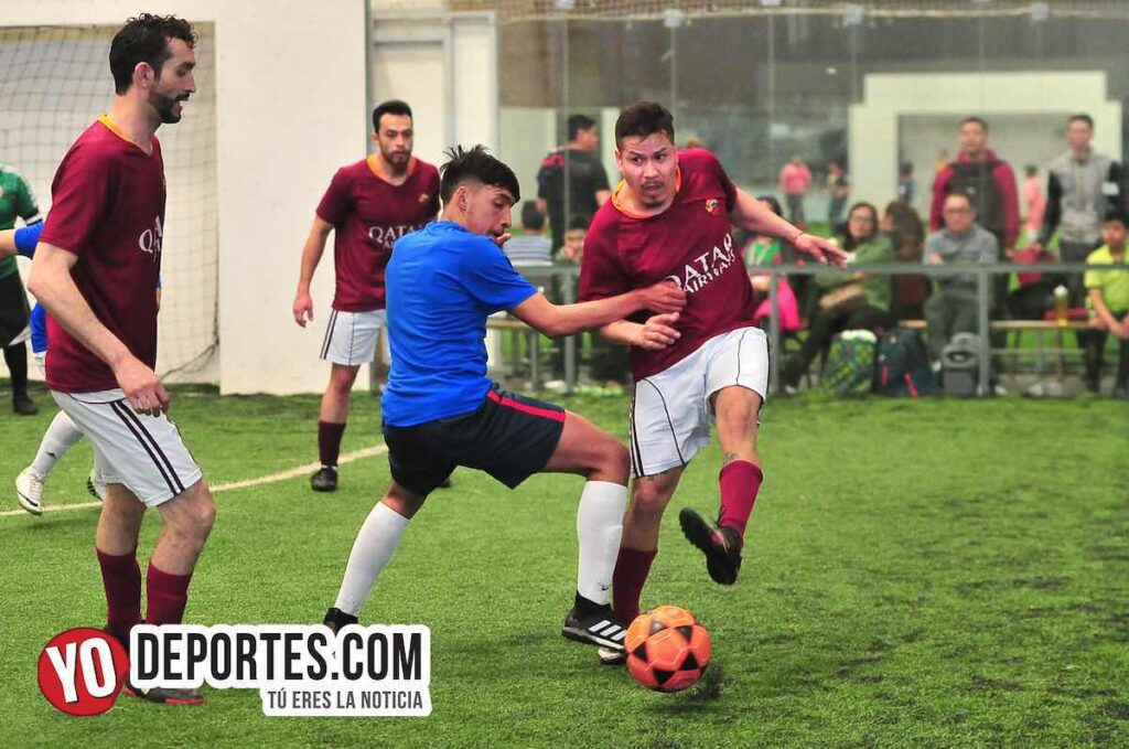 FC Real se queda sin jugadores y es eliminado por el Olinalá