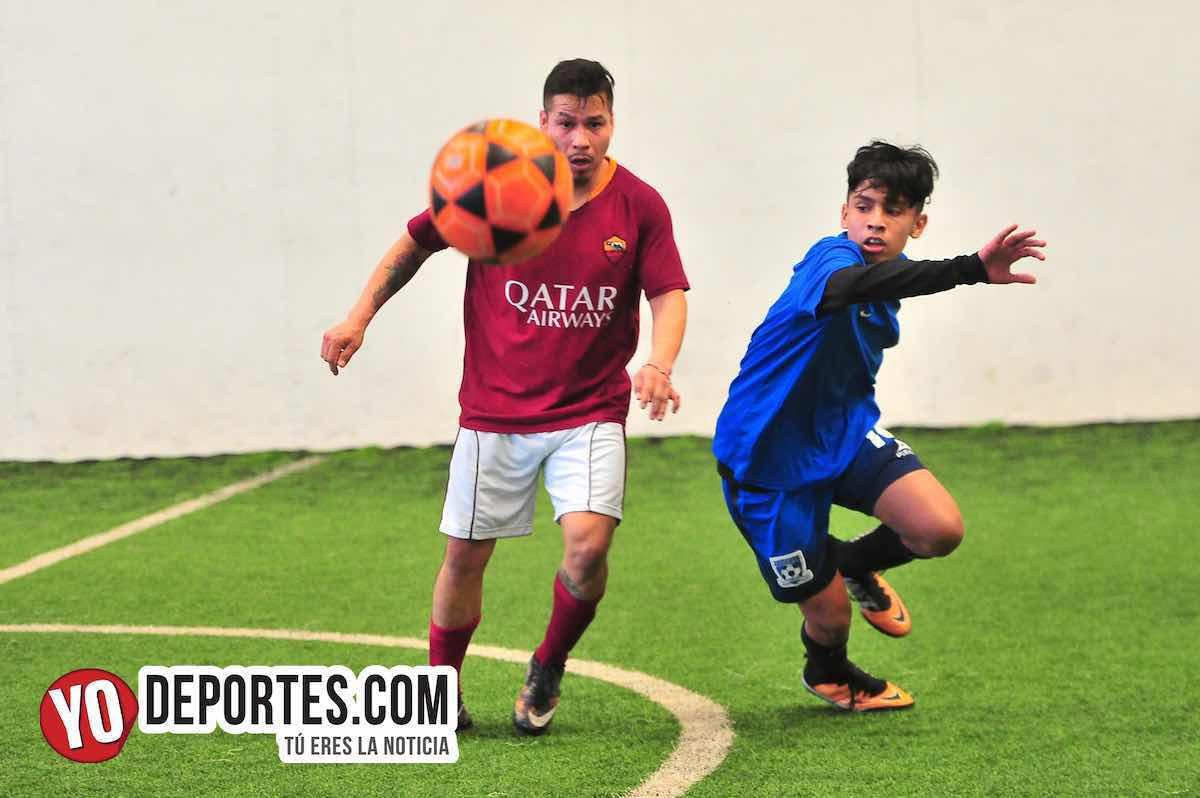 Olinala-FC Real-Liga Douglas juego de vuelta
