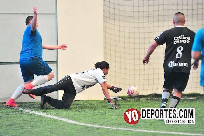 Pachuca-Porto Alegre-Liga Douglas-semifinal Chicago Sports Complex