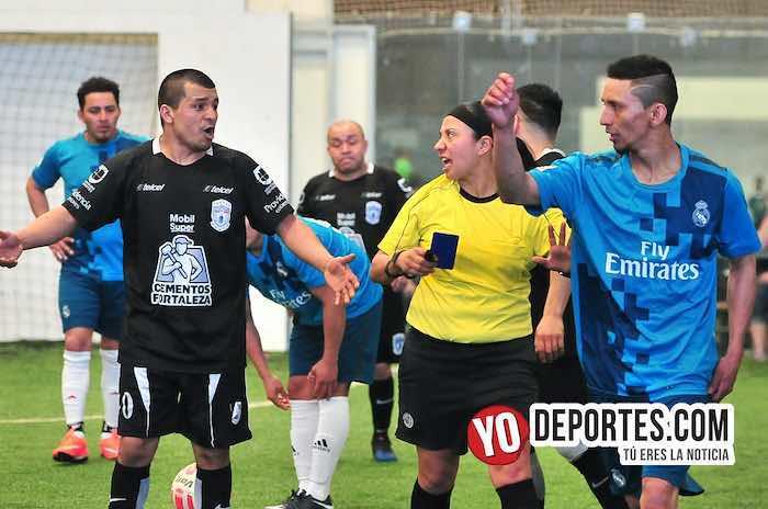 Pachuca avanza a la final dejando fuera al Porto Alegre en la Liga Douglas