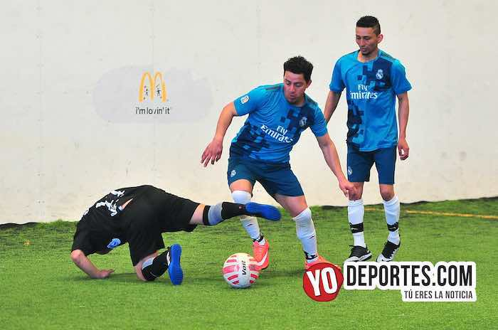 Pachuca-Porto Alegre-Liga Douglas-semifinal futbol indoor