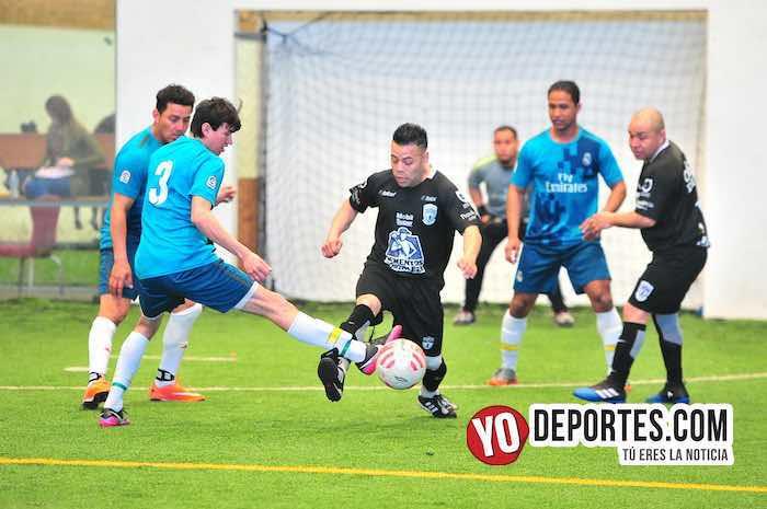 Pachuca-Porto Alegre-Liga Douglas-semifinal futbol soccer indoor