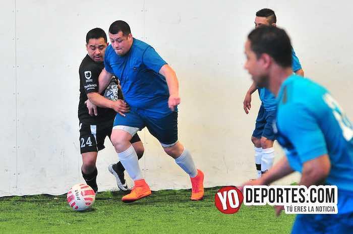 Pachuca-Porto Alegre-Liga Douglas-semifinal