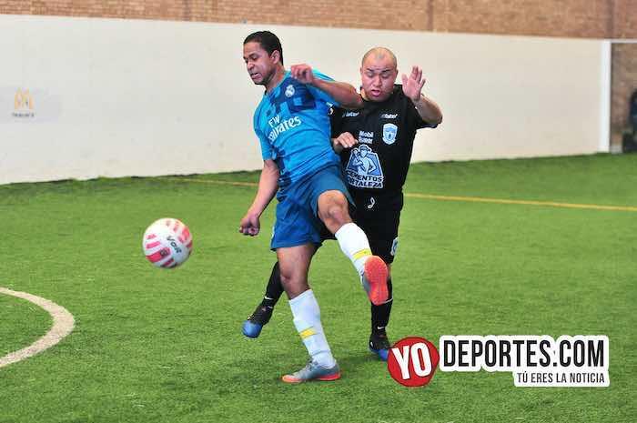 Pachuca-Porto Alegre-Liga Douglas