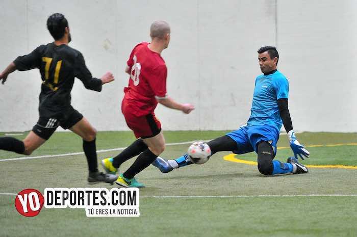 Portero Cesar Rios-Valencia-Boca Jr-Champions-Liga Latinoamericana