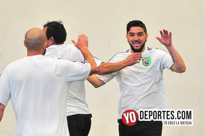 Raul Estrada-Deportivo Guerrero-DC Victoria-Liga Douglas-semifinal