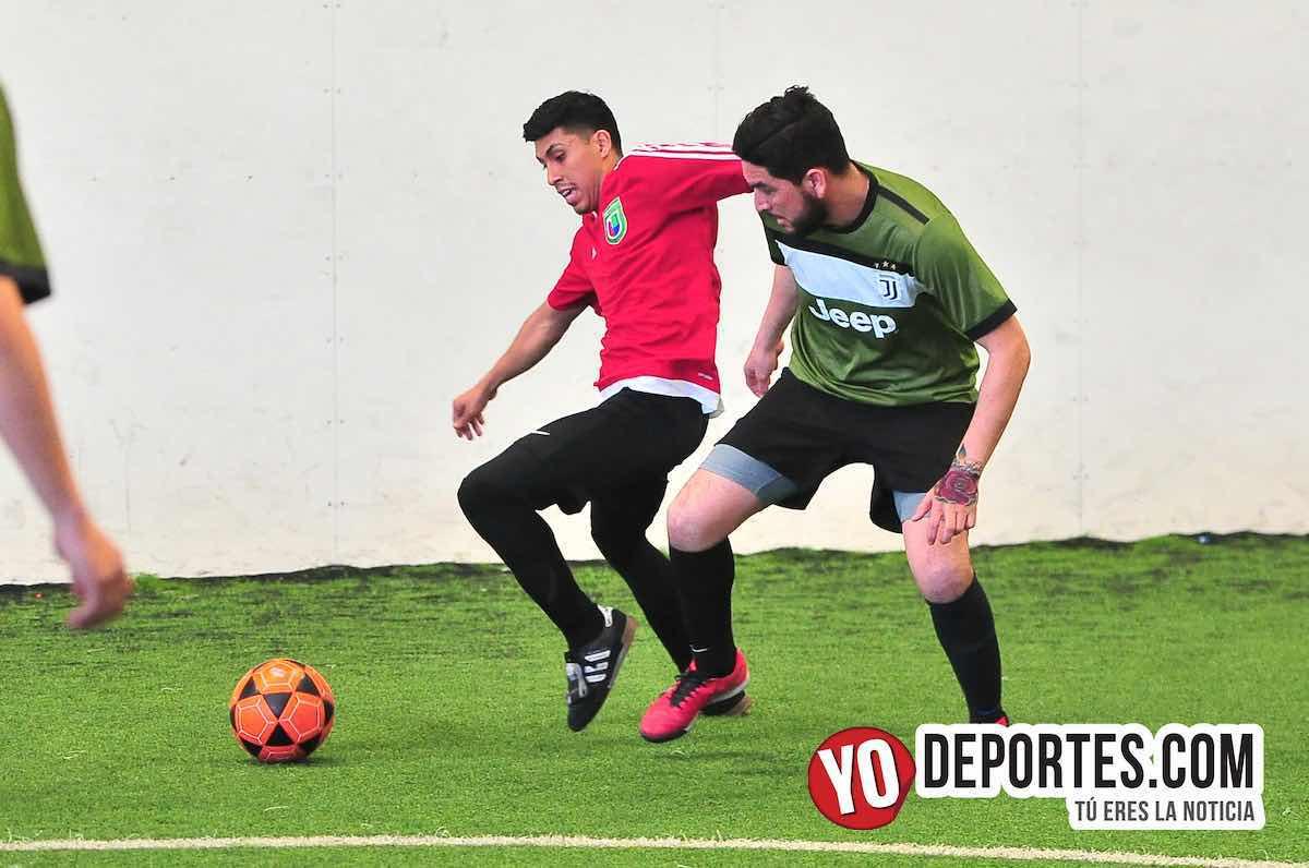 Raul Estrada-Deportivo Guerrero-Morelia-Liga Douglas