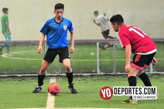 Real Sociedad-Santos-Liga Douglas futbol indoor