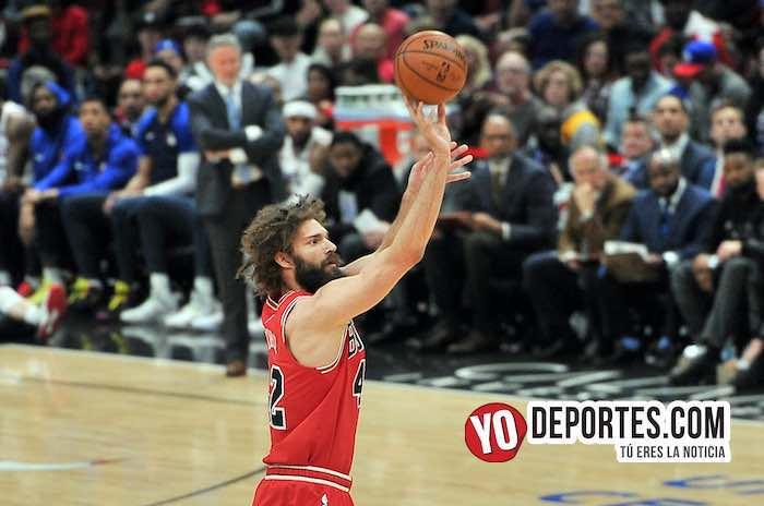 Robin Lopez-Chicago Bulls-de 76ers Philadelphia