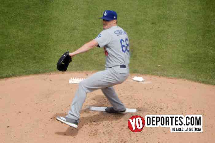 Ross Stripling-Chicago Cubs-Los Angeles Dodgers-Wrigley Field