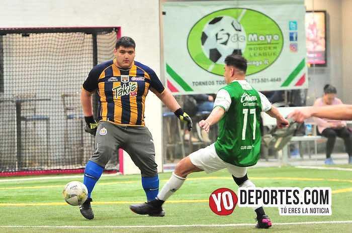 San Luis-Deportivo Maya-Liga 5 de Mayo indoor juego de vuelta