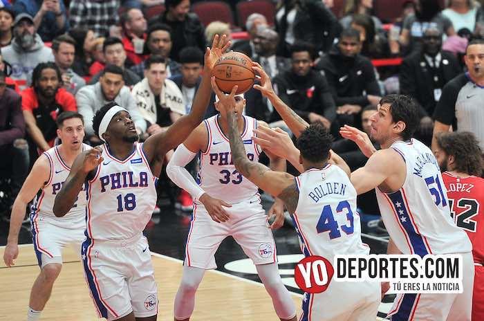 Shake Milton-Jonah Bolden-Chicago Bulls-de 76ers Philadelphia