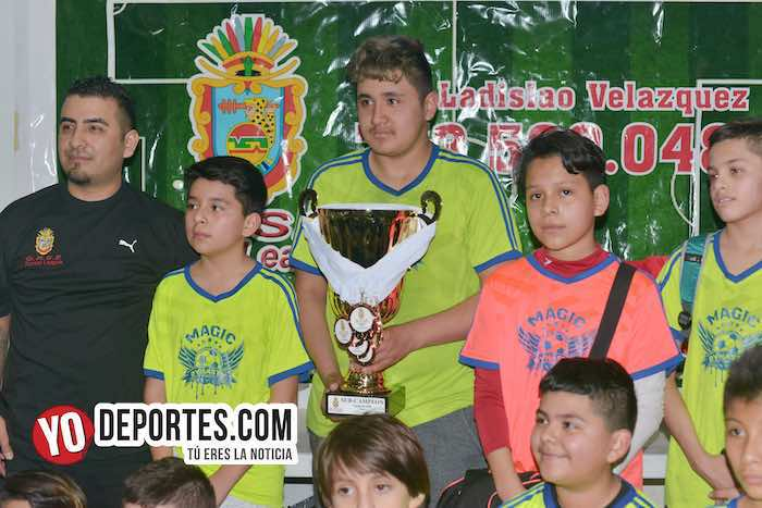 Subcampeon Magic-Liga Guerrerense