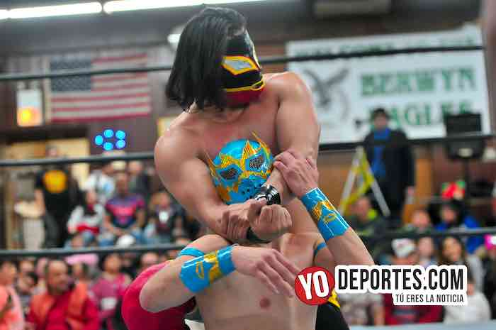 Super Kaoz-Disc Jocker-Lucha Libre Total