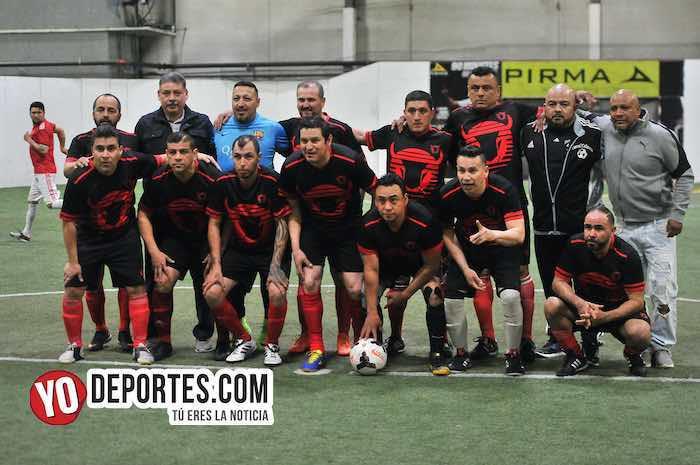 Tierra caliente final veteranos-liga latinoamericana